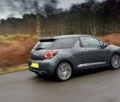 2019 Citroen Ds3 Mats Modified Ni
