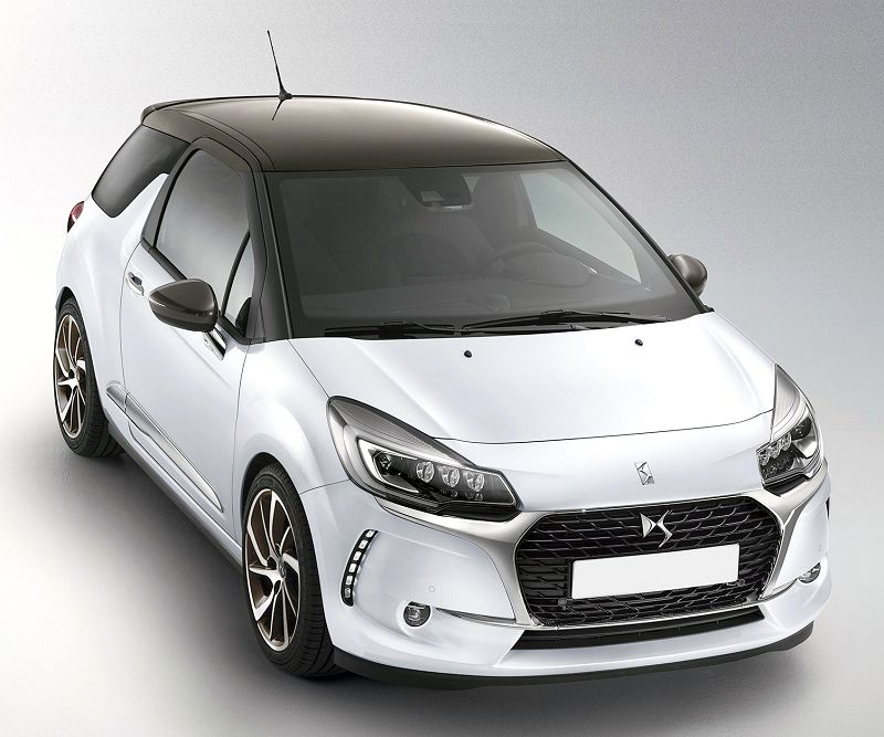 2019 Citroen Ds3 Tyre Size Tyres Turbo Performance