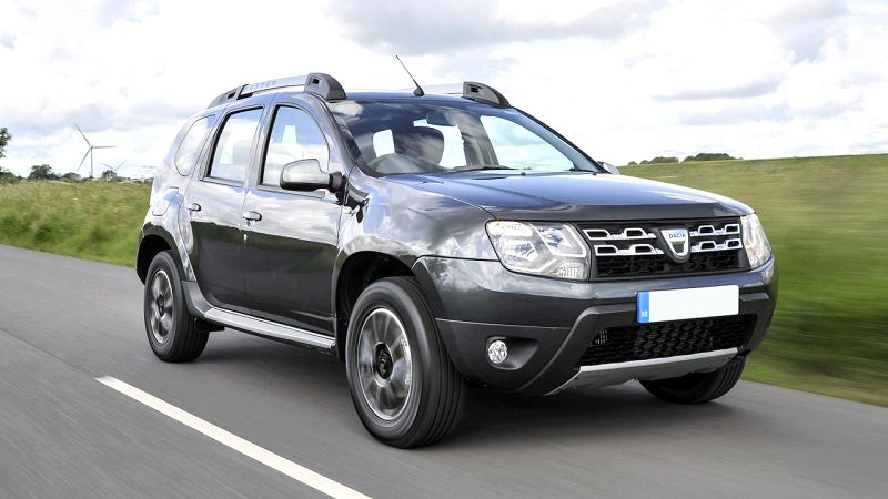 2019 dacia duster prix 4 4 neuf pick up toute option maroc. Black Bedroom Furniture Sets. Home Design Ideas