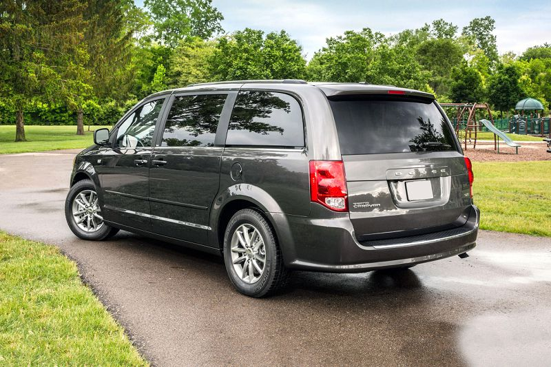 2019 Dodge Caravan Pictures Minivan Oil Change Interval