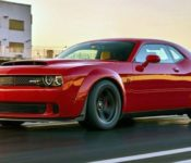 2019 Dodge Challenger Demon Eyes Srt Video