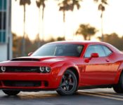 2019 Dodge Challenger Demon Street Legal Srt Specs Symbol