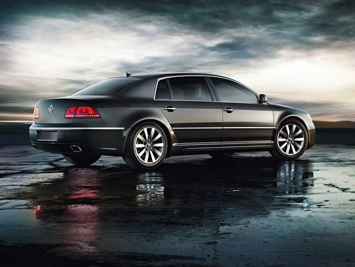 2019 Volkswagen Phaeton For Sale Price W12 W16