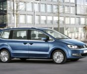 2019 Volkswagen Sharan Eather Seats Lease Luggage Capacity
