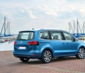 2019 Volkswagen Sharan Length Km77 Kokemuksia