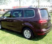 2019 Volkswagen Sharan Manual Mpv Mpg