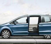 2019 Volkswagen Sharan Occasion Rental Roof Bars