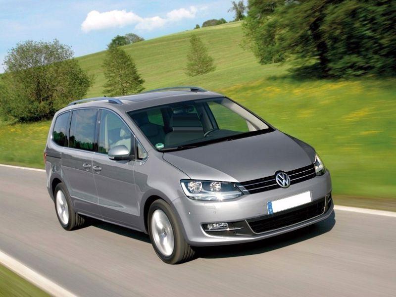 2019 Volkswagen Sharan Price Problems Ocasion