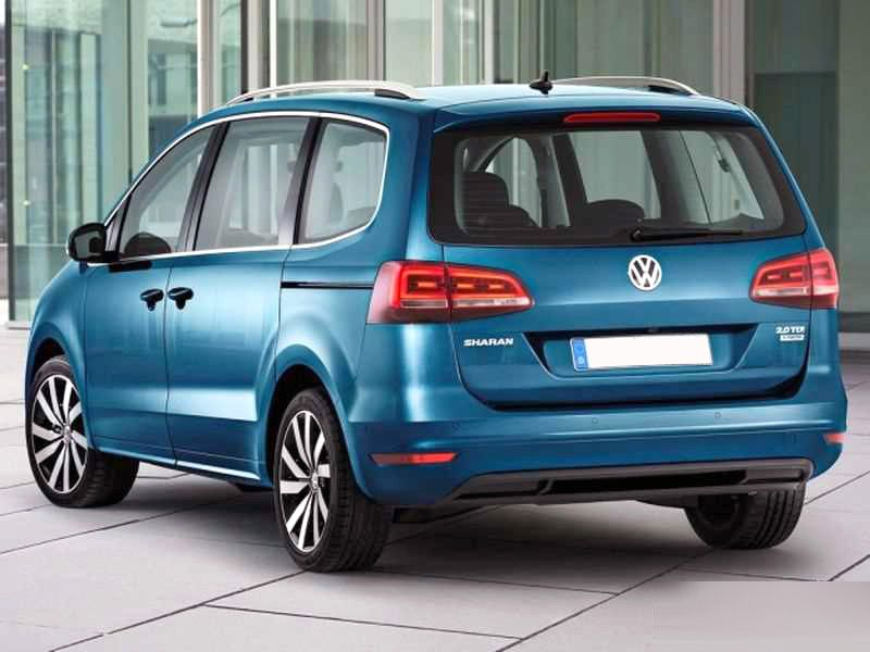 2019 Volkswagen Sharan S Tdi Dsg Northern Ireland Accessories