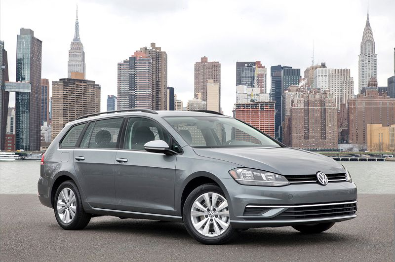 2019 Volkswagen Sportwagen Accessories Usa Golf Hatchback Y