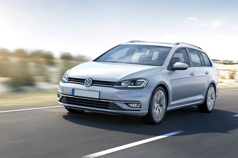 2019 Volkswagen Sportwagen Manual Length Limited