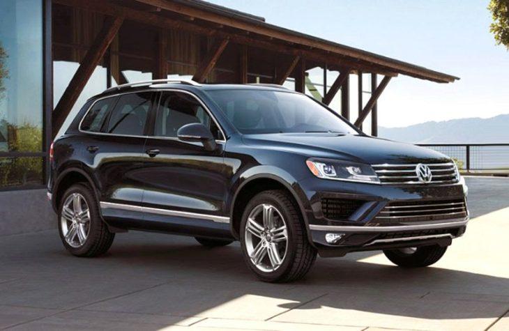 2019 Volkswagen Touareg Price Review Hybrid