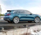 2019 Volkswagen Touareg Reliability R50 R Sport