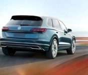 2019 Volkswagen Touareg Roof Rack Rims Recall