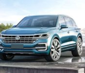 2019 Volkswagen Touareg Tdi Lease Msrp Side Steps