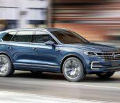 2019 Volkswagen Touareg V10 V8 V10 Tdi Specs