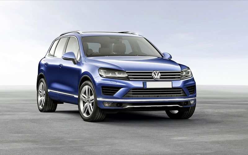 2019 Volkswagen Touareg V6 Executive Used For Sale