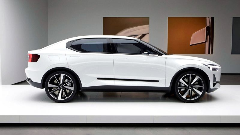 2019 Volvo Electric Car All Australia And Siemens In Tie Up