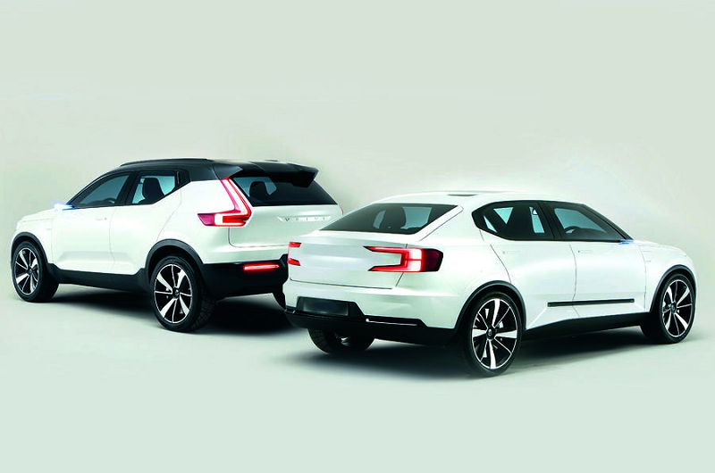 2019 Volvo Electric Car Battery Supplier Charger Conversion News