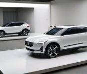 2019 Volvo Electric Car Strategy Statement Range