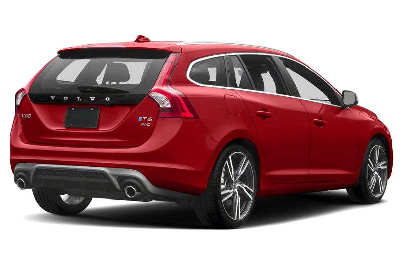 2019 volvo v60 nieuwe facelift r design cross country. Black Bedroom Furniture Sets. Home Design Ideas