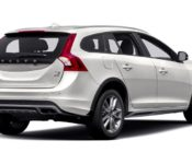 2019 Volvo V60 Review Cargo Volume Cross Country T5 Awd
