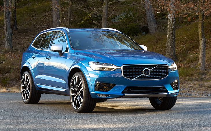2019 Volvo Xc60 Dimensions T6 Inscription