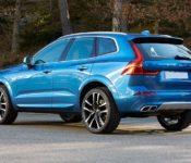 2019 Volvo Xc60 Manual Overall Nhtsa Safety Rating