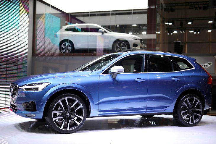 2019 Volvo Xc60 Msrp T6 R Design Mpg Configurations