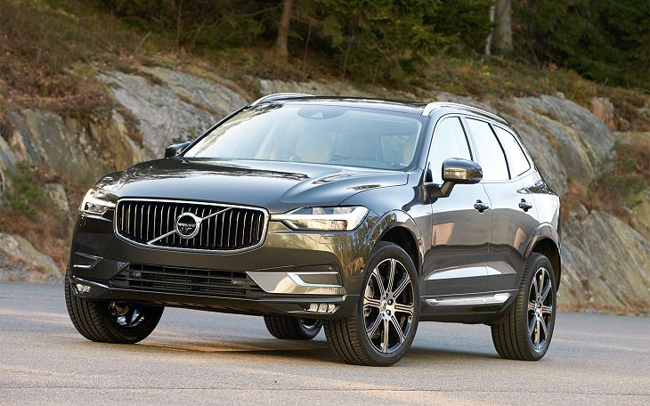 2019 Volvo Xc60 Residual Value Reliability