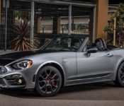 2019 Abarth 124 Spider 2016 2018 Turbo Multiair