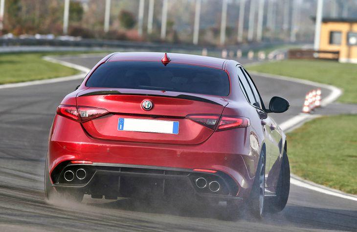 2019 Alfa Romeo Giulia For Sale Interior Review