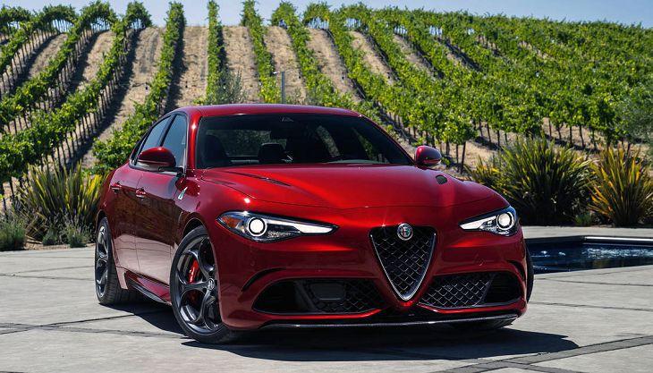 2017 Alfa Romeo Giulia Msrp >> 2019 Alfa Romeo Giulia Q4 Quadrifoglio 0 60 Weight ...