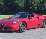 2019 Alfa Romeo Spider 4c For Sale Price Veloce