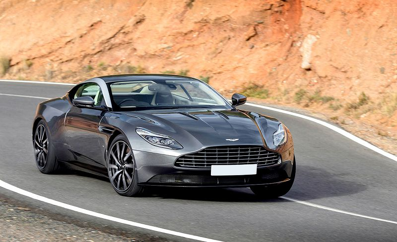 2019 Aston Martin Db11 Price Msrp Specs