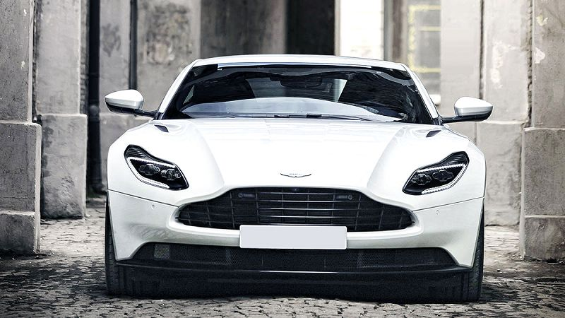 2019 Aston Martin Db11 Seats Speed Race Car