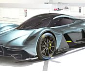 2019 Aston Martin Valkyrie Engine Exhaust Engine Specs