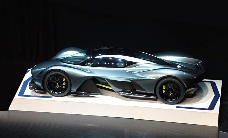 2019 Aston Martin Valkyrie Price Top Speed Specs