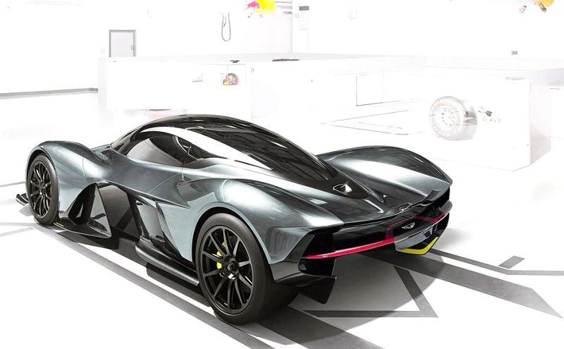 2019 Aston Martin Valkyrie Release Date 0 60 2018