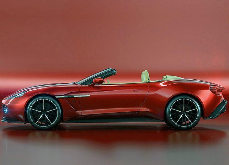 2019 Aston Martin Zagato 1960 Specs Wiki