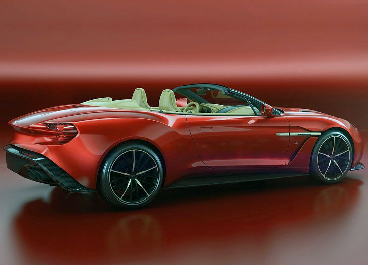 2019 Aston Martin Zagato Vanquish For Sale Vanquish Price V12 For Sale Uk