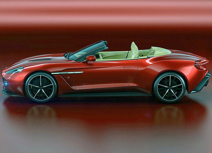 2019 Aston Martin Zagato Wallpaper Vanquish Volante Vantage