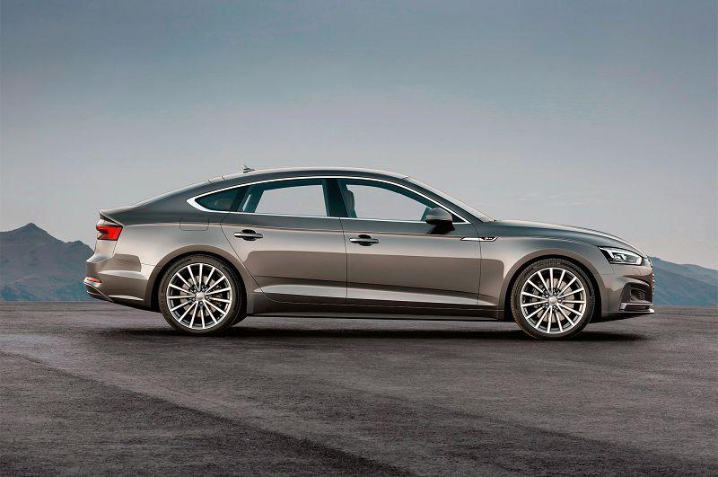 2019 Audi A5 Sportback Release Date S Line 2018 Silver ...