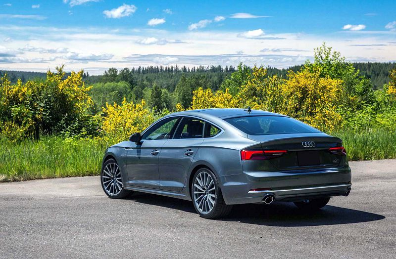 2019 Audi A5 Sportback Size Scuba Blue Sport Spirotours Com