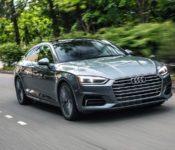 2019 Audi A5 Sportback Usa Tfsi Trunk