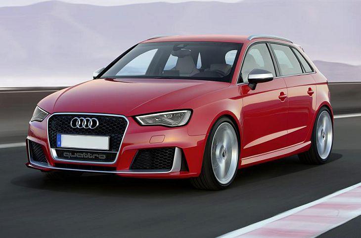 2019 Audi Rs3 Engine Exhaust Berline