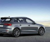 2019 Audi S3 Resonator Delete Red Rims
