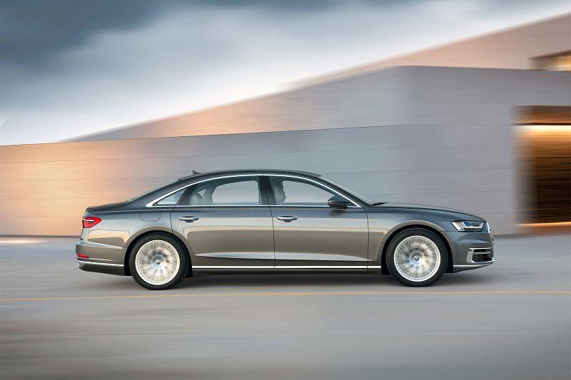 2019 Audi S8 New New Model Interior