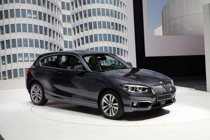 2019 Bmw 1er Navi Professional Or Similar 2019