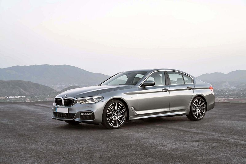 2019 Bmw 540i M Sport Review Msrp